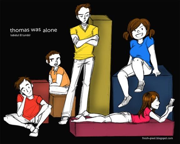 Thomas-Was-Alone-michael-renzetti-tipo-comecando-de-novo
